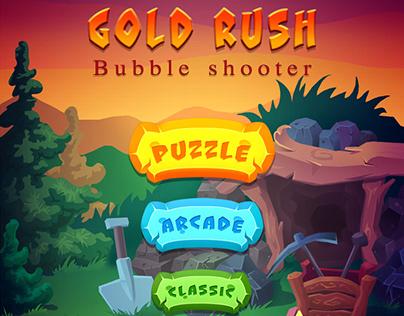 "Game ""Gold Rush"""