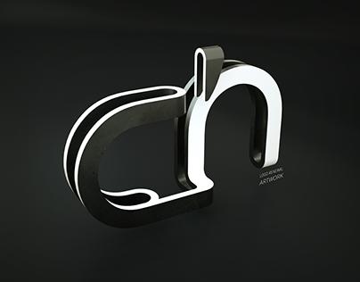 CH Logo renewal 3D artwork
