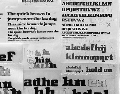 Gallant Typeface