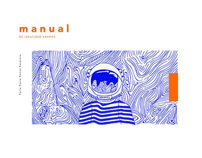Karmos - Brand Identity 2020.
