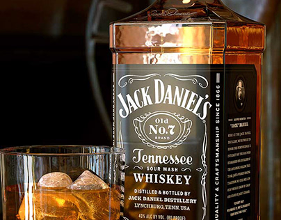 Jack Daniel`s is not just a whisky, it`s more a style.