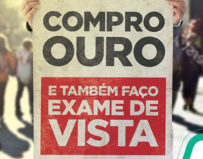 SIMERS CAMPANHA EXERCÍCIO ILEGAL DA MEDICINA