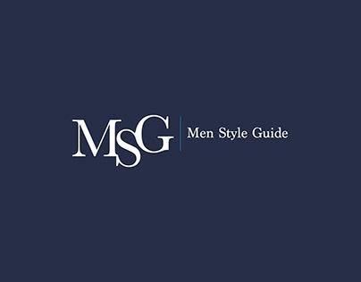 MEN STYLE GUIDE Branding