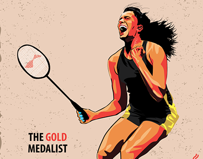The Gold Medalist