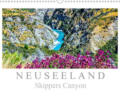 Neuseeland - Skippers Canyon