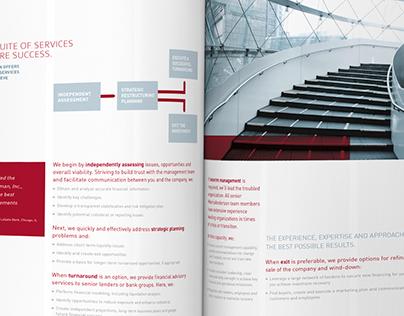 Morris Anderson Corporate Brochure
