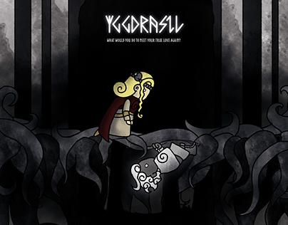 Yggdrasil (game + concept art)