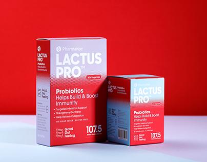 Pharmakoe — Lactus Pro