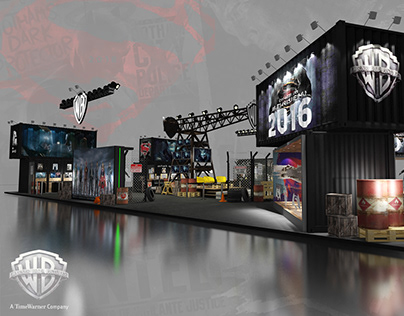 Warner Bros. CCXP 2015