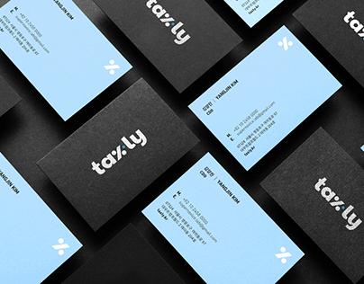 Taxly Brand Identity Design