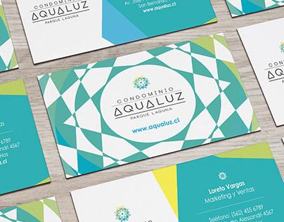Branding Proyect AQUALUZ