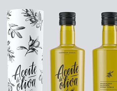 Olive Oil CGI