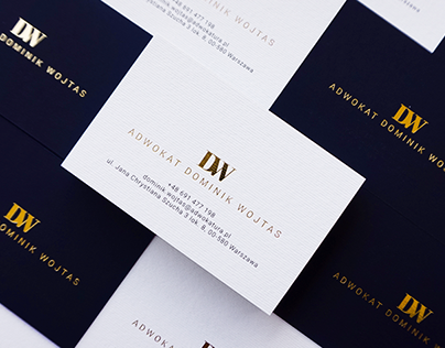 Dominik Wojtas - business card