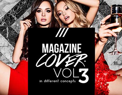 Magazine Cover Vol.3