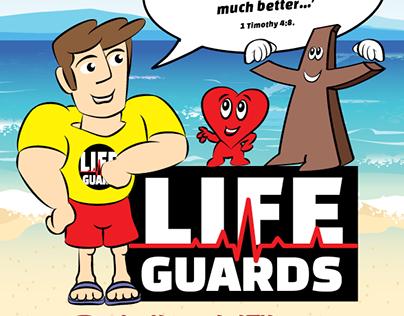 Lifeguards Spiritual Fitness Booklet screenshots
