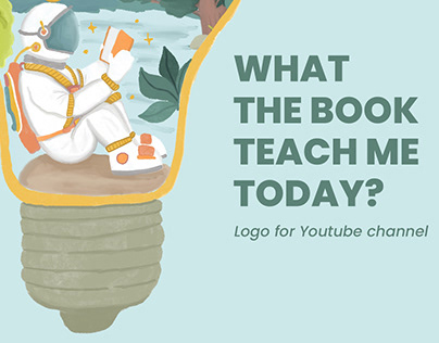 What The Book Teach Me Today? (Youtube logo)