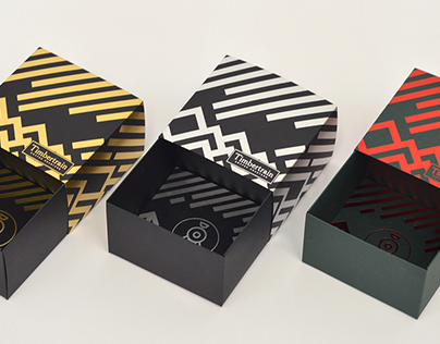 Holiday Coffee Packaging
