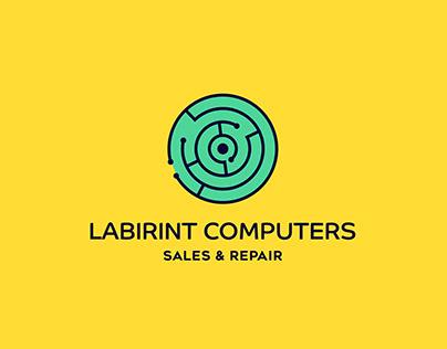 Logo | Labirint Computers