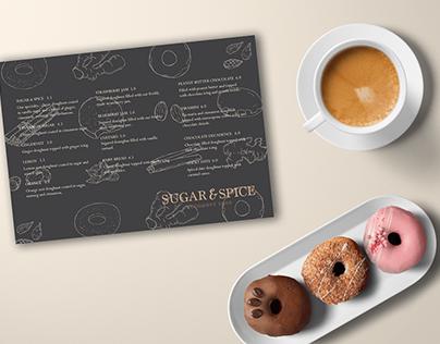 Sugar & Spice Doughnut Shop
