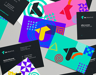 TRCREATIVE REBRAND