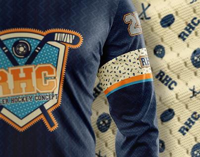 Roller Hockey Concept
