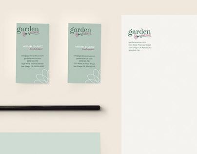 Garden Avenue Branding