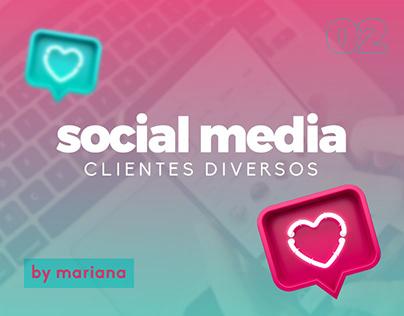 Imagens para Redes Sociais