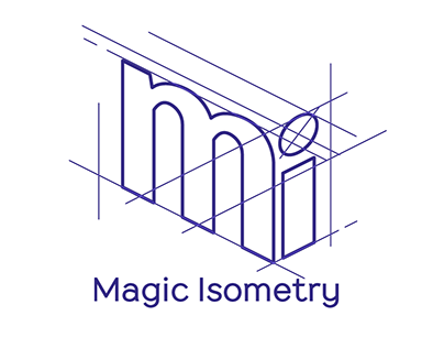 Free Magic Isometry Illustrator Script