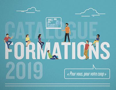 Union Régionale des SCOP – Catalogue Formations 2019