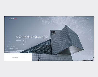 Website - ARCHItec architects