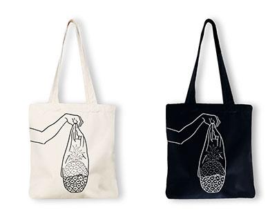 No more plastic bag
