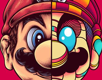 Mario Bros - Nintendo