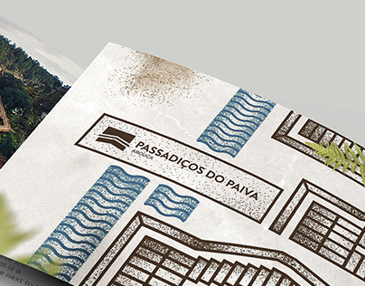 Passadiços do Paiva / Paiva Walkways - Logo
