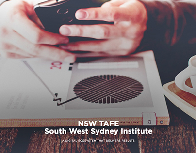 TAFE SWSi - Digital Eco System