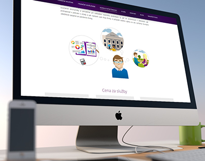 Financier - website, identity, illustrations, prints