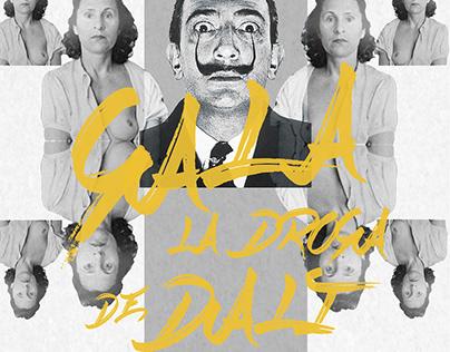 Gala la droga de Dalí
