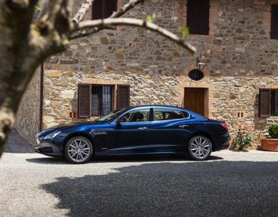 Maserati Quattroporte Gran Lusso