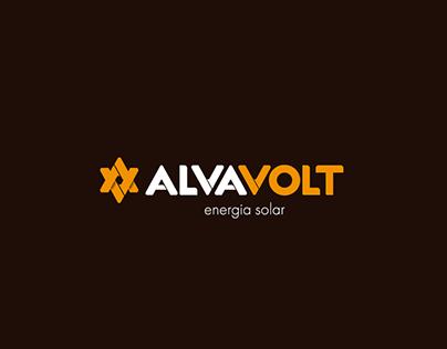 Alva Volt - Branding