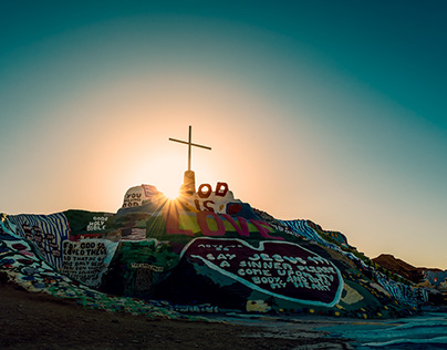:Salvation Mountain: