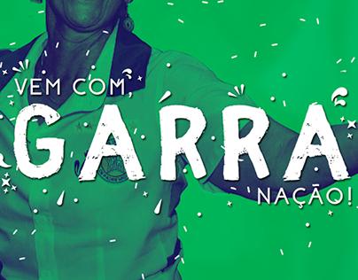 Vem com GARRA nação! (Mocidade Independente )