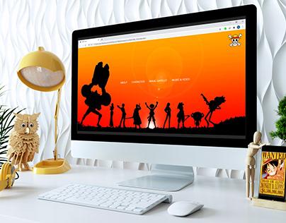HTML - One Piece