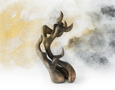 TREE - Wood Sculpture