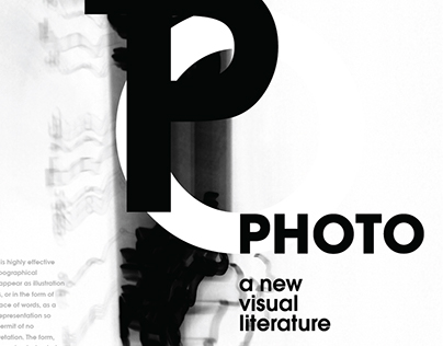 Typophoto Project // Poster Concept