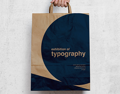 Exhibition of Typography