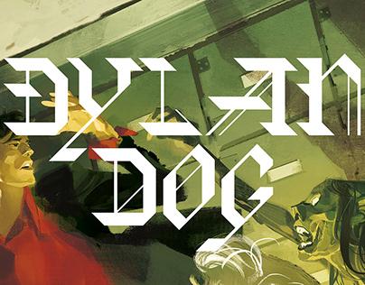 Dylan Dog negli incubi di Alberto Martini