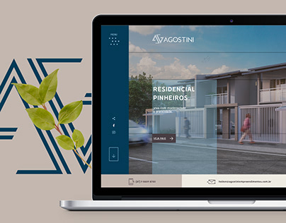 Website for Agostini