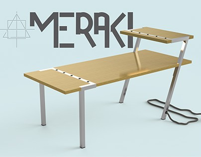 Meraki - Furniture Light project
