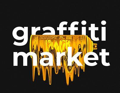graffiti market