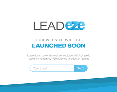 LeadEZE website