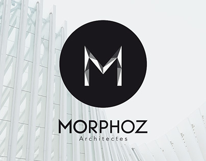 MORPHOZ - Branding visual identity
